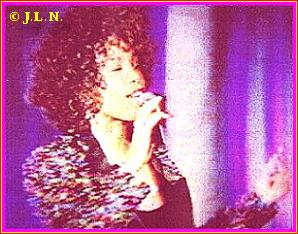 Whitney Houston, November 1990, French TV appearance